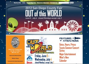 San Diego County Fair,Summer Fun,Family,Cool Rides
