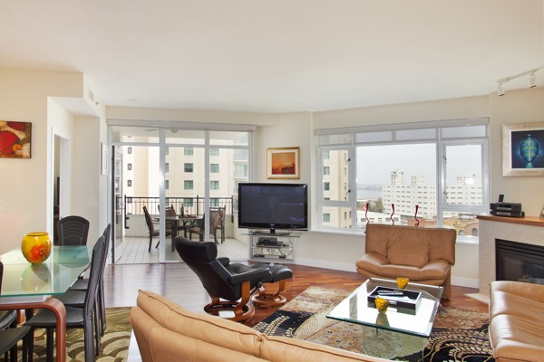 Rental Downtown San Diego,San Diego Homes for Sale,La Mesa Homes for Sale,Rosemary Joles,Executive Efficiency,Gaslamp District,Petco Park Area,View of Big Bay