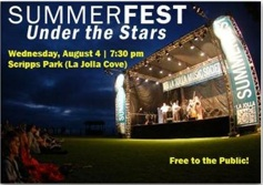 San Diego Community, Balboa Park San Diego, Rosemary Joles La Mesa Realtor,San Diego Homes For Sale, SummerFest Under the Stars, Point Loma Summer Concert, 58th Annual Balboa, 28th Annual Philippine Cultural Arts Festival