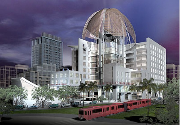 Neighborhoods, East Village, Petco Park, San Diego Central Library, Downtown, Lofts, Studios, Galleries, High Rises