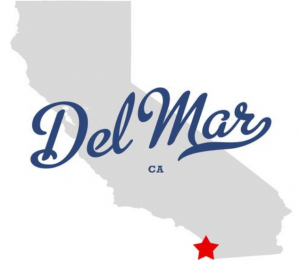 Del Mar CA Map