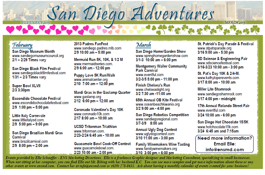 what you can do in San Diego