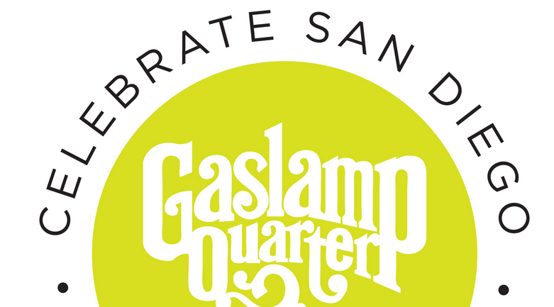 Celebrate san diego gaslamp quarter party