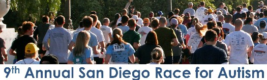 San Diego Race For Autism