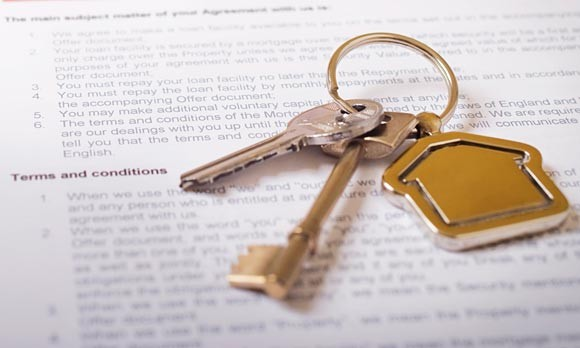 keys to home  contract