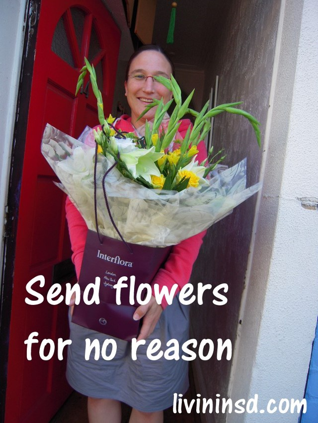 57-Send flowers for no reason -edithwilmot.co.uk