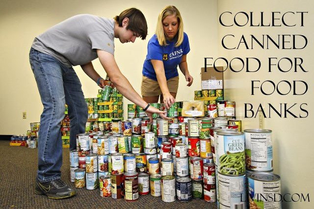64- Collect canned food -cafnrnews.com