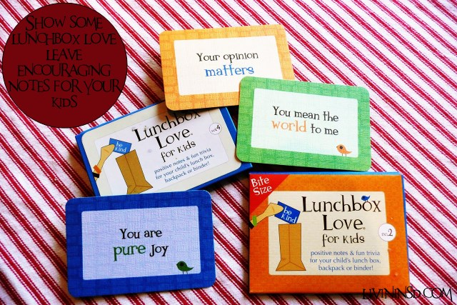 72-Show some lunchbox love leave encouraging notes for your kids