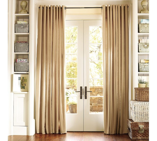 Upgrade window treatments