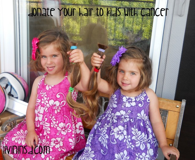 104-Donate your hair to kids with cancer