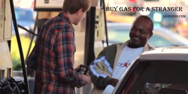 97-Buy gas for a stranger