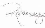 Rosemary Joles Signature