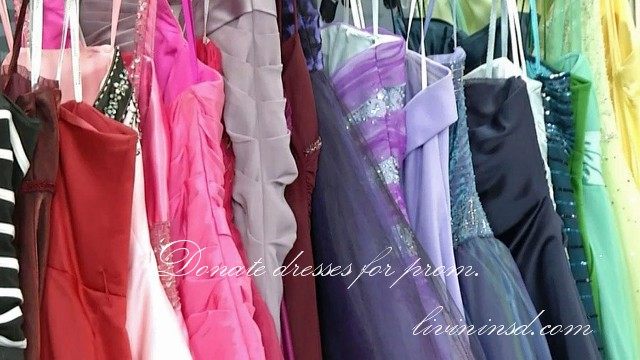 162-Donate dresses for prom