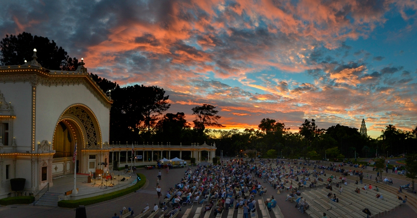 San Diego 2015 Summer Concerts in the Park