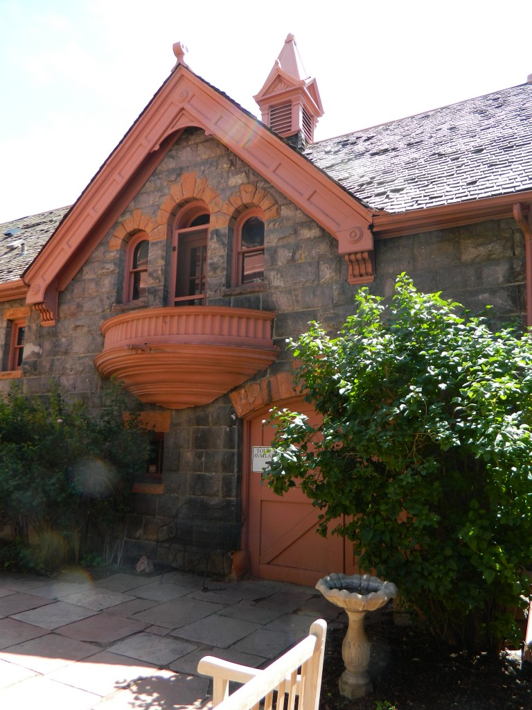 The Carriage House At the Molly Brown House in Denver CO
