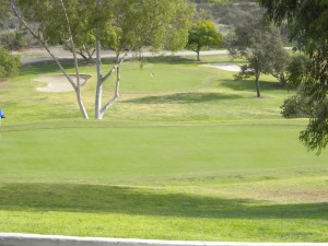 Mission Trails Golf Couse Greens