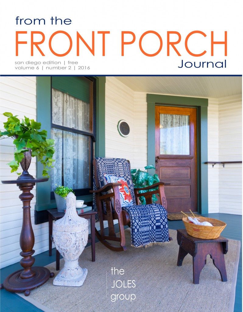 2016 Issue 2 From The Front Porch Journal