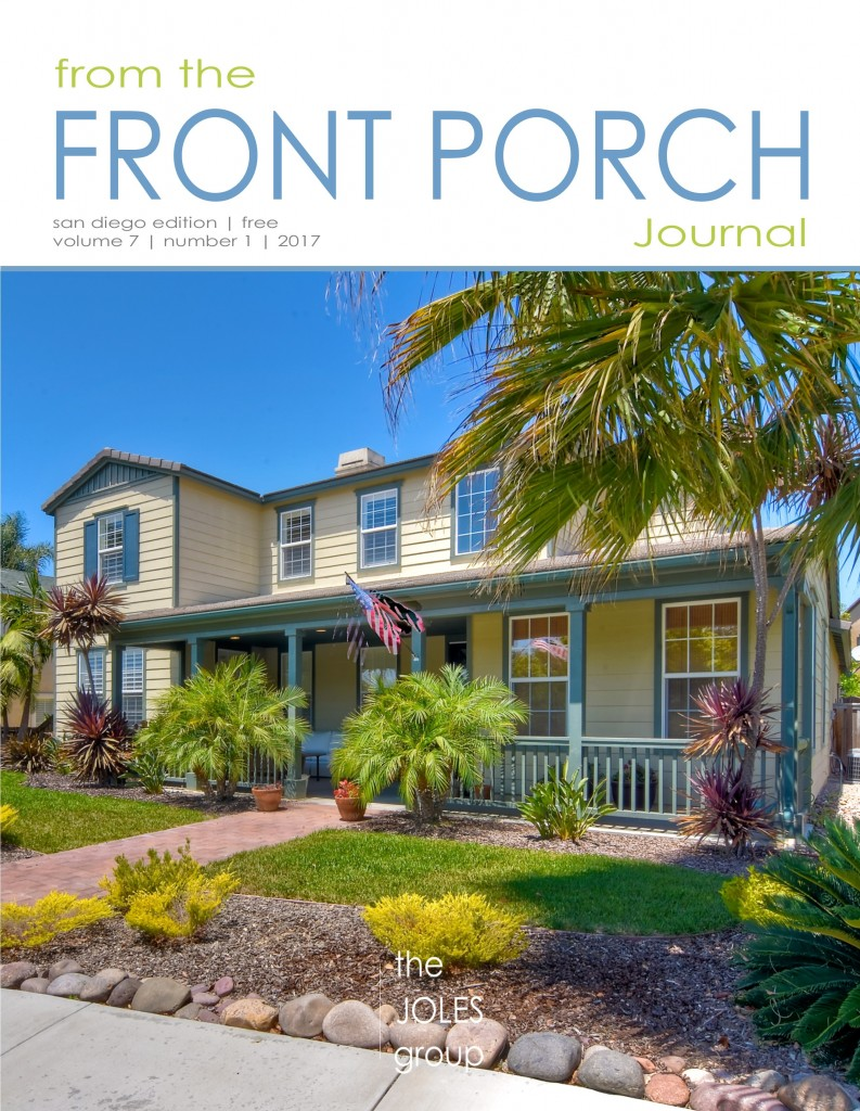 Cover of From The Front Porch Journal